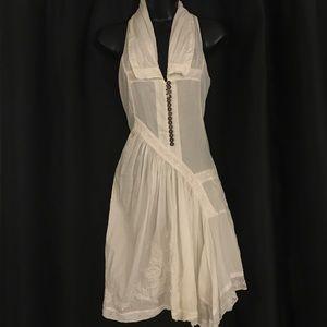 6-AllSaints cotton dress